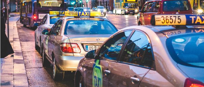 Клиентская поддержка сервисов такси